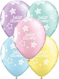 baby shower balloons baby shower party balloons baby shower moons and