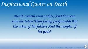 loss of a loved one quote quotes of the day