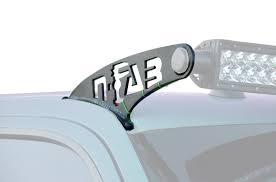 Led Light Bar Mounts Dodge Ram 2009 2016 Dodge Ram 1500 N Fab Led Light Bar Roof Mounts N Fab