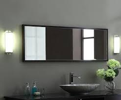 Modern Bathroom Vanity Mirror - blox 68 inch modular modern bathroom vanities set unique modular