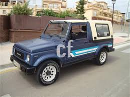 jeep suzuki samurai for sale used suzuki samurai cars spain