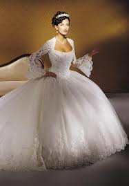 wedding dresses with sleeves wedding