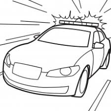 police car coloring pages 5 image colorings net