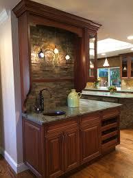 Luxury Cabinets Kitchen by Luxury Kitchen Cabinets Kitchen Mediterranean With Bar Copper