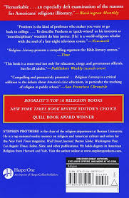 quotes about learning other religions religious literacy what every american needs to know and doesn u0027t