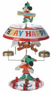 carousel cake topper disneyland happy birthday carousel cake topper
