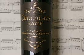 chocolate shop wine benson the or not on chocolate wine