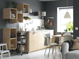 cuisine bodbyn cuisine blanc et bois ikea élégant cuisine alu et bois stunning