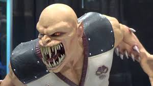 Baraka Halloween Costume Baraka Mortal Kombat Statue Pcs Nycc 2014