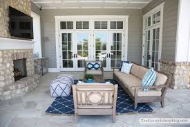 outdoor entertaining area sunny side up blog