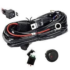 amazon com wiring harness eyourlife heavy duty wiring harness kit