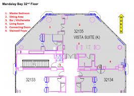 mandalay bay floor plan las vegas shooting photos show inside stephen paddock s suite at