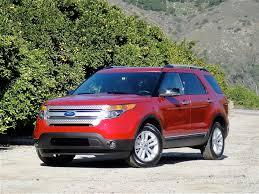Ford Explorer Towing Capacity - first drive 2011 ford explorer john leblanc u0027s straight six