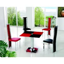 cheap red dining table and chairs red dining room sets chuck nicklin