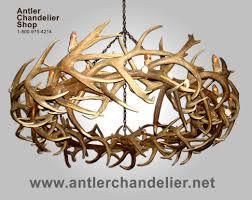Antler Chandelier Kit Elk Antler Chandelier Kit Chandelier Designs