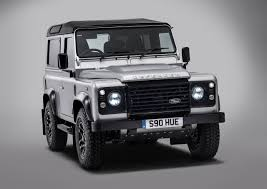 land rover defender black land rover defender 2017 110 sw in qatar new car prices specs