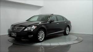lexus ls 460 convertible 2010 lexus ls460l executive class youtube