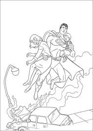 28 superman cims images coloring sheets