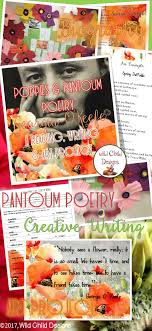 A Poetry Writing & Art Project Poppies & Pantoum with Georgia O