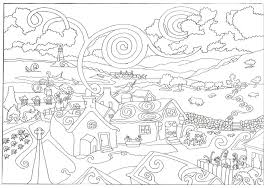 printable pictures free printable coloring pages for older kids 45