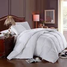white down alternative comforter all season medium fill weight