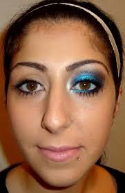 morning makeup call rula how to do a dramatic blue contoured