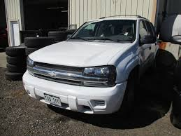 chevrolet trailblazer 2008 2008 used chevrolet trailblazer 4x4 low miles great for winter at