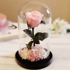 glass roses creative glass roses flowers fresh preserved flower wedding