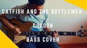 homesick catfish and the bottlemen chords catfish and the bottlemen cocoon bass cover youtube