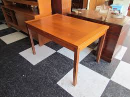 Mid Century Modern Desk For Sale by Mid Century Dining Set Danish Modern Dining Set Mid Century