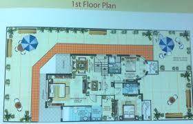 Spanish Villa House Plans House Plan Downloads For Dubai Spanish Twin Villas