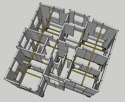 Floor Plan In Sketchup Free Floor Plan Software Best Sketchup Home Design Home Design Ideas