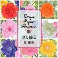 Flowers For Crafts - paper flowers u0026 honeycomb balls