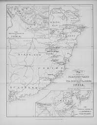 Map Of China And India by The Great Tea Robbery How The British Stole China U0027s Secrets And