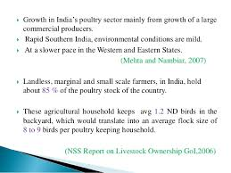 Backyard Poultry In India Role Of Poultry In Alleviating The Poverty And Malnutrition In India