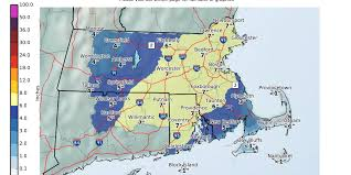Snowfall Totals Map How Much Snow Will We Get This Weekend Itemlive Itemlive
