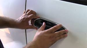 2007 Dodge Nitro Interior Door Handle by Installation Of Putco Chrome Door Handle Covers On A 2005 Dodge