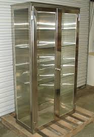 stainless steel medical cabinets better steel cabinet
