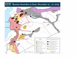 Damascus Syria Map by Isw Blog Russian Airstrikes In Syria December 13 21 2015
