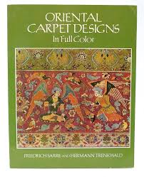 oriental carpet designs in full color dover pictorial archives