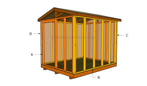 How To Build A Easy Shed by Collection How To Frame A Small Building Photos Best Image