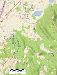 Cedar City Utah Map by Lichen It And Lava Flow Mountain Bike Trails In Cedar City Utah