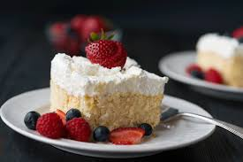 pastel de tres leches tres leches cake with fresh berries recipe