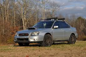 rally subaru lifted 04 wrx lifted