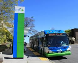 swift bus rapid transit wikipedia