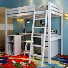 Ebay Bunk Beds Uk Uk Childrens High Sleeper Bed Pine Loft Cabin Wooden High Sleeper