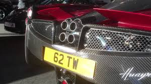 pagani huayra amg engine pure sound of v12 amg engine in pagani huayra youtube