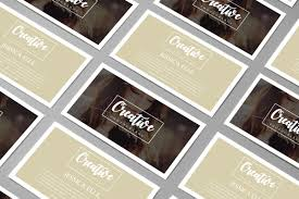 Business Card Design Template Free Free Creative Photography Business Card Design Template