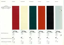 thesamba com vw archives 1966 vw karmann ghia type 34 colors
