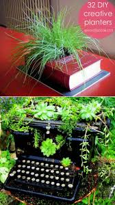 Planters Diy by How To Turn Anything Into A Planter 32 Creative Diy Planter